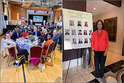 Women's Hall of Fame Luncheon and Award Ceremony